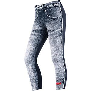 adidas Tights Damen hellblau/blau
