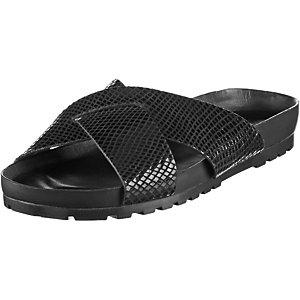 Vagabond Sandalen Damen schwarz