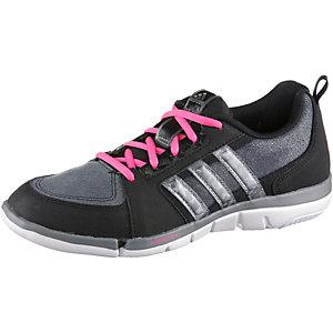 adidas Mardea Fitnessschuhe Damen schwarz/pink