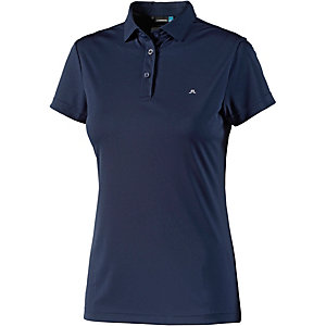J.Lindeberg W Cassie Regular TX Jersey Poloshirt Damen navy