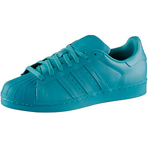adidas superstar türkis damen