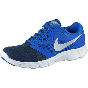 Nike Flex Experience Laufschuhe Jungen blau/navy