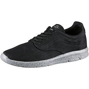 Vans Iso 1.5 black/high rise Sneaker Herren schwarz