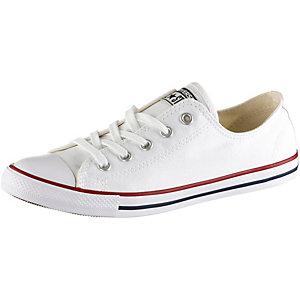CONVERSE Chuck Taylor All Star Dainty Sneaker Damen weiß