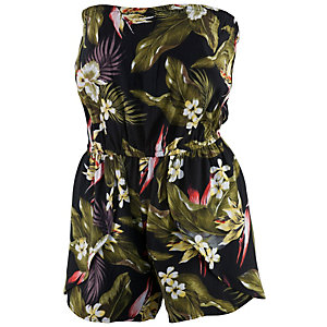 Billabong Aloha Yo Jumpsuit Damen anthrazit