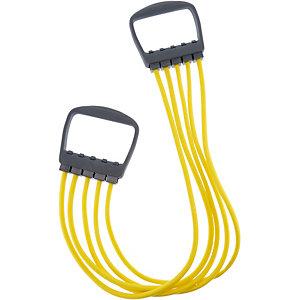 schmidt sports Expander Fitnessgerät gelb