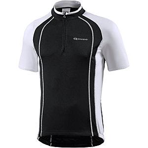 Gonso Patare Fahrradtrikot Herren schwarz/weiß