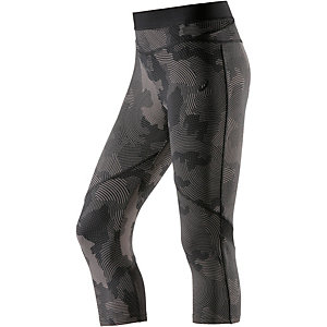 ASICS 3/4 Tight Tights Damen schwarz