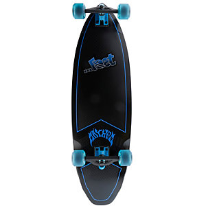 "Lost Recreation Vehicile 36"" Skateboard-Komplettset schwarz/braun"