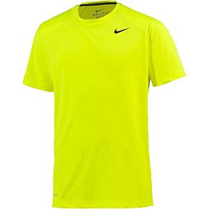 Nike Legacy SS Funktionsshirt Herren gelb
