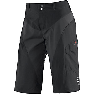 Gore Short Alp-X Bike Shorts Damen schwarz