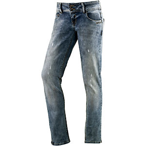 LTB Georget Skinny Fit Jeans Damen blau
