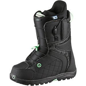 Burton Mint Snowboard Boots Damen schwarz
