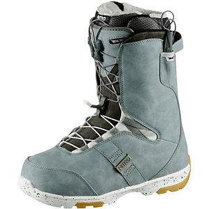 Nitro Snowboards Crown TLS Snowboard Boots Damen SLATE