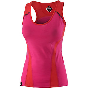 Rewoolution Funktionstank Damen pink/orange
