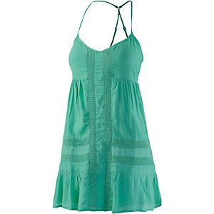 Volcom Cool Breeze Minikleid Damen grün