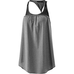 Volcom Embrace Me Trägerkleid Damen grau/schwarz