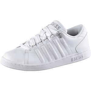 K-Swiss Lozan III Sneaker Herren weiß/silberfarben