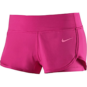 Nike Court Short Funktionsshorts Damen pink