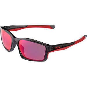 Oakley CHAINLINK Sonnenbrille GREY SMOKE/OO RED IRIDIUM POLARIZED