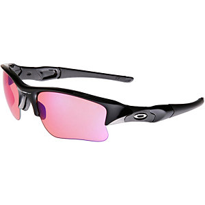Oakley Flak Jacket Sportbrille POLISHED BLACK/PRIZM TRAIL