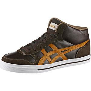 ASICS Aaron MT Sneaker Herren dunkelbraun/beige