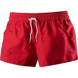 ESPRIT Shorts Damen rot