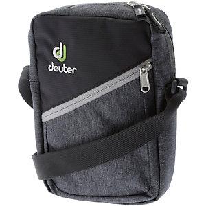 Deuter Escape II Umhängetasche schwarz/grau
