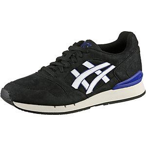 ASICS GEL Atlanis Sneaker Herren schwarz/weiß