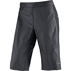 VAUDE Spray Bike Shorts Damen schwarz
