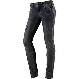 LTB Molly Skinny Fit Jeans Damen dark denim