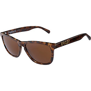 Oakley FROGSKIN LX Sonnenbrille DARK BROWN TORTOISE/DARK BRONZE