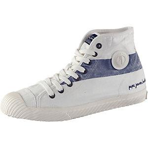 Pepe Jeans Sneaker Herren weiß