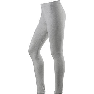 adidas Leggings Damen grau/melange/rosa
