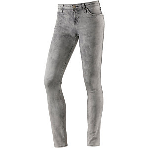 Lee Toxey Skinny Fit Jeans Damen grey denim