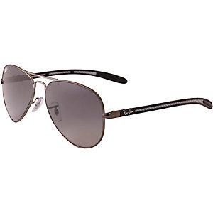 RAY-BAN 0RB8307 029/71 58 Sonnenbrille grau