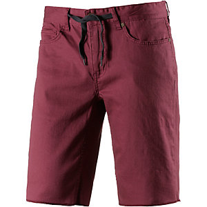 Element Owen Jeansshorts Herren bordeaux