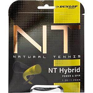Dunlop Kunstsaite schwarz/gelb