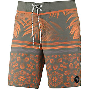 Quiksilver Deep Jungle Boardshorts Herren orange