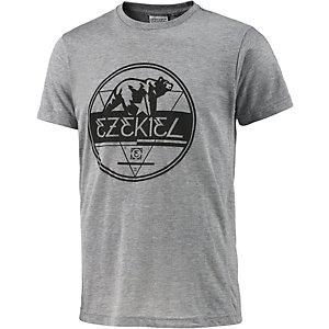 Ezekiel Cons Heather T-Shirt Herren grau