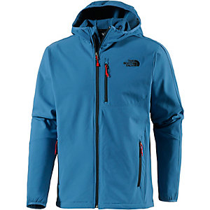 The North Face Xerxes Softshelljacke Herren blau