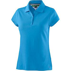 Tommy Hilfiger Liz Classic SS Polo Poloshirt Damen hellblau