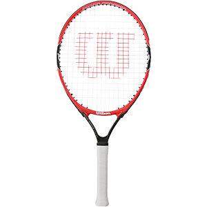 Wilson Roger Federer 23 Tennisschläger rot/grau