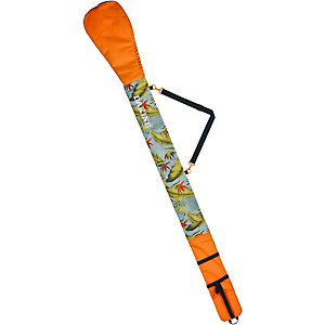 DAKINE SUP Paddle Bag - Palmint SUP-Zubehör orange/blau