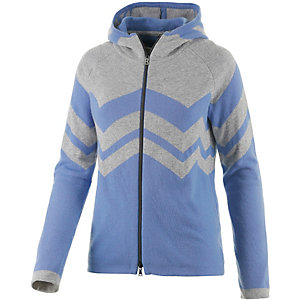 Bogner Fire + Ice Avril Strickjacke Damen blau/grau