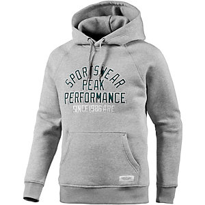 Peak Performance Sweat Hood Kapuzenpullover Herren hellgrau