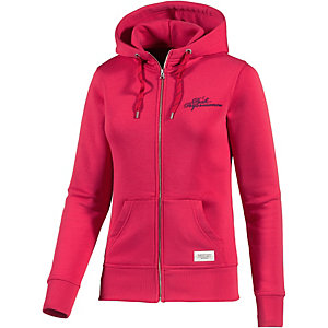 Peak Performance Sweatjacke Damen himbeer