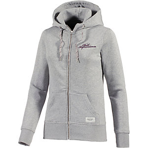 Peak Performance Sweatjacke Damen hellgrau