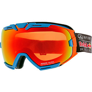 Red Bull Racing RASCASSE-018S Skibrille blau/orange