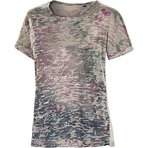 TOM TAILOR T-Shirt Damen sand